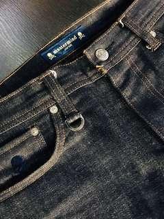 uniform experiment x Mastermind Japan UE x MMJ Jeans