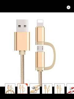 Android and apple fast charger