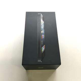 Iphone 5 box