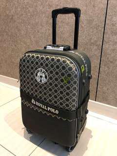 "Royal Polo Cabin Size 18"" Trolley Luggage"