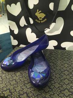 Jelly Bunny Shoes- prelove