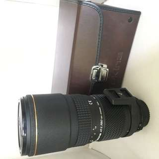 Tokina ATX-Pro 80-200mm F2.8 Gold Ring