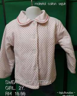 Sweater(cotton material)