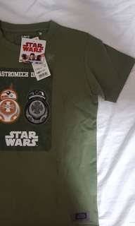 Brand New! Limited Ed Star Wars Uniqlo Shirt