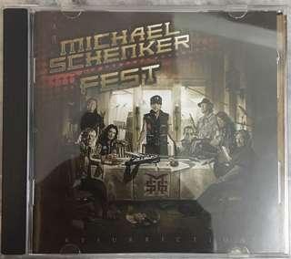 CD MICHAEL SCHENKER