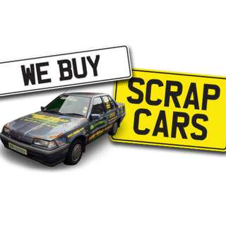 Export or Scrap Car at High Value / BUYING IN USED Car