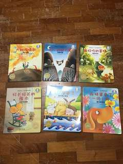 Chinese Storybooks with pinyin