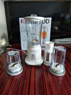Kenwood  迷你攪拌机 (0.6公升)  BLP011WH  Kenwood Mini Blender (0.6 Litre)  BLP011WH