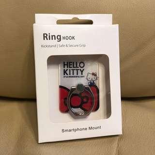 Hello kitty手機指環