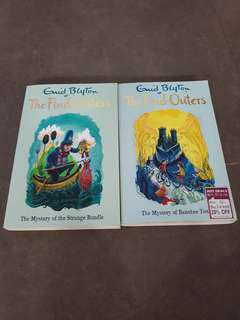 Enid Blyton The Find Outers Series