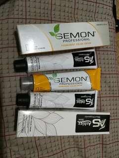 Semon Professional/ Ashley Shine Hair Color