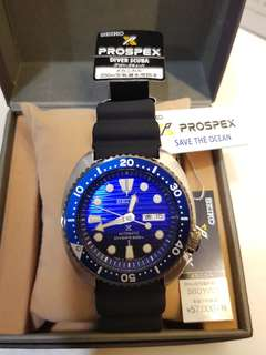Seiko Prospex 200m Turtle SBDY021