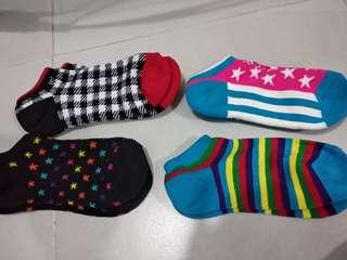 unisex boat socks