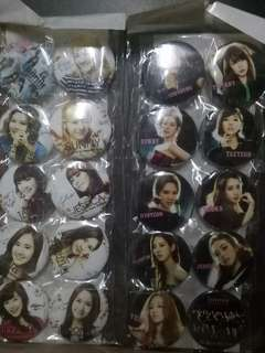 Girls Generation Charpter Pin