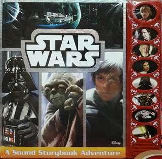 Star Wars A Sound Storybook Adventure