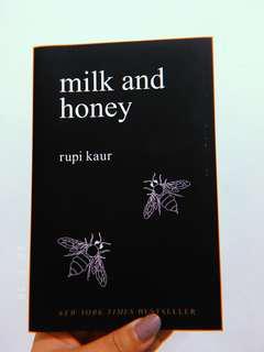 Rupi Kaur - Milk & Honey