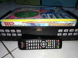 Videoke player