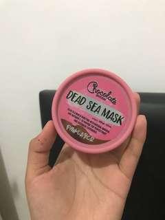 FREONG!!dead sea mask chocolate edition