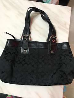 Coach bag -85%new