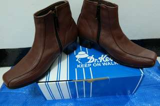 Dr. Kevin Women Boot Formal Shoes