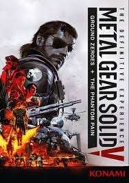 Steam cd key metal gear solid V : the definitive experience