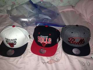 Mitchell and Ness BULLS