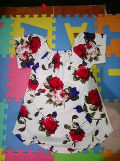 MOTHER AND DAUGHTER TERNO BLOUSE