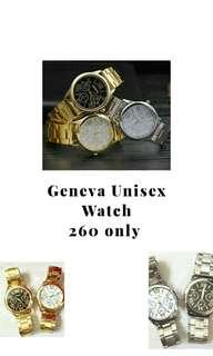 Geneva Unisex Watch