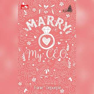 Ebook Marry My Ceo