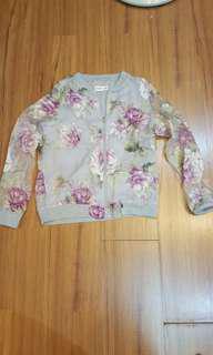 🚚 Jacket flora