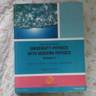 University Physics 2 14th Edition