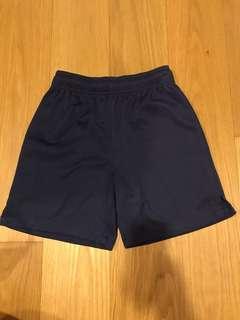 Active & Co dark blue shorts size 8