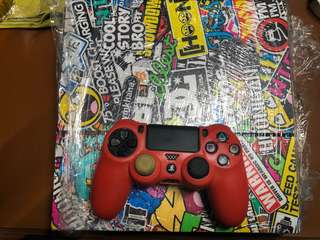 Selling Used PS4