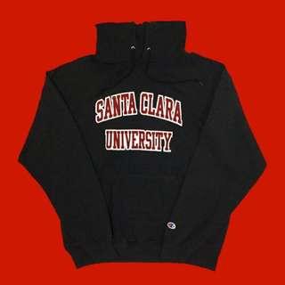 90s Santa Clara University Champion Hoodie