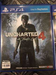 🚚 PS4 Uncharted 4