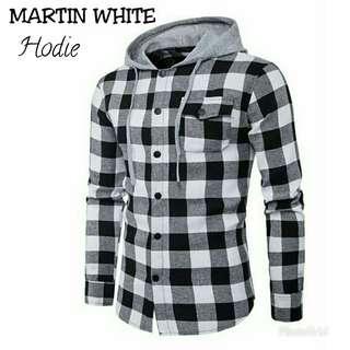 ao martin white hodie