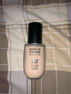 MAKE UP FOREVER Water Blend Face and Body Foundation