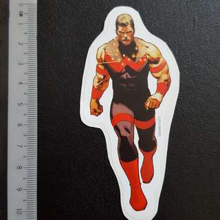 C5 Marvel Wonder Man Sticker Stickers