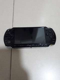 Sony PSP 2006 Slim and Lite modified