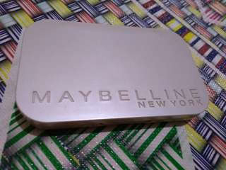Maybelline dream satin bedak twc no 1 light
