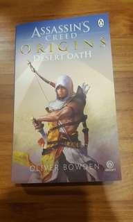 Assassin's Creed Origins book