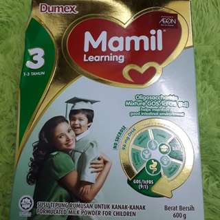 Mamil learning 1-3