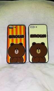 🚚 I phone 7 plus 熊大手機殼
