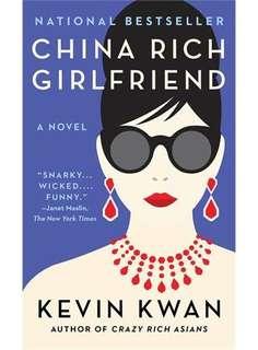 EBOOK China Rich Girlfriend