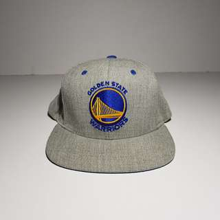Mitchell & Ness GSW cap
