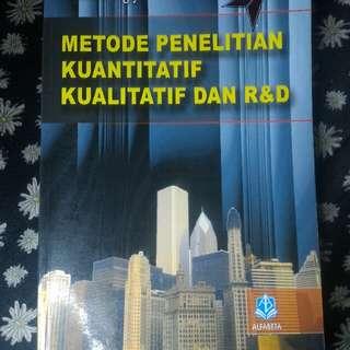 Metode Penelitian Kuantitatif Kualitatif Dan R&D Prof. Dr. Sugiyono