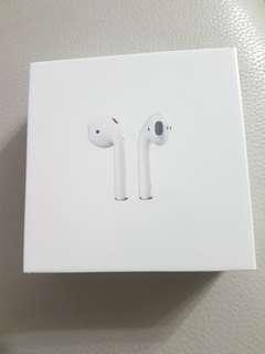 Apple Airpods 全新未開封