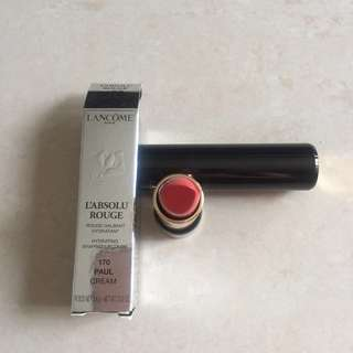 Lancome labsolu rouge lipstick