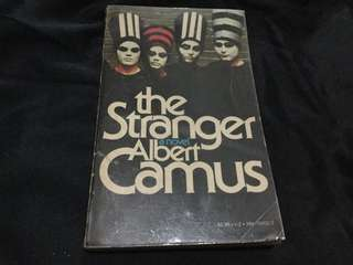 CAMUS - The Stranger