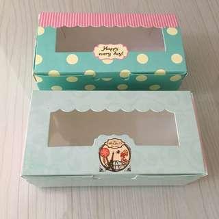 Moon cake/ food packaging box (1 ea)